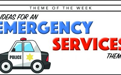 Theme of the Week – Emergency Services