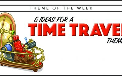 Theme of the Week – Time Travelers