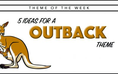 Theme of the Week – Outback
