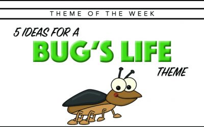 Theme of the Week – A Bug's Life