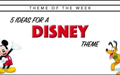 Theme of the Week – Disney