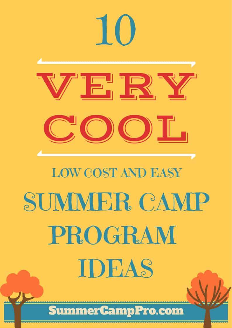 100 Summer Camp Themes Summer Camp Programming
