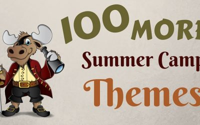 100 More Summer Camp Themes