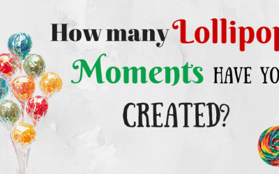 How Many Lollipop Moments Have You Created?