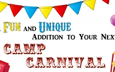 A Fun and Unique Addition to Your Next Camp Carnival
