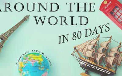 Around the World in 80 Days Theme Upgrade