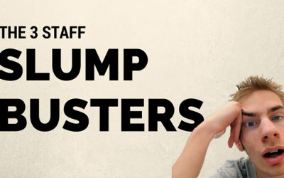 The 3 Staff Slump Busters