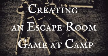 photo regarding Printable Escape Room Puzzles identify Coming up with an Escape Area Sport at Camp - Summertime Camp Programming