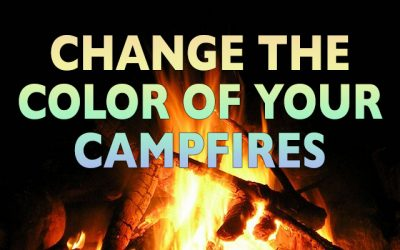 Change the Color of Your Campfires