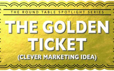 Marketing with The Golden Ticket