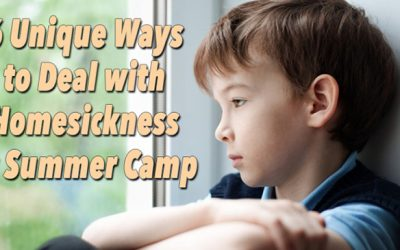 6 Unique Ways to Deal with Homesickness at Summer Camp