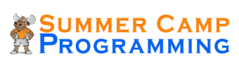 Summer Camp Programming