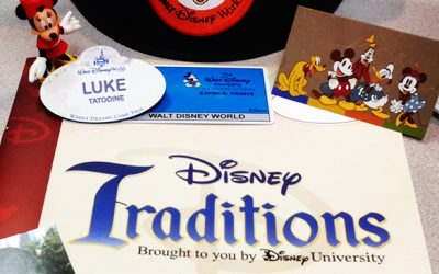 Bringing the Magic of Disney to Camp – Training and Culture