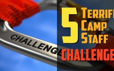 5 Terrific Camp Staff Challenges
