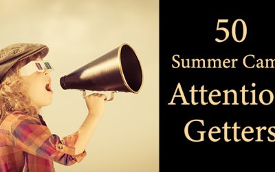50 Summer Camp Attention Getters
