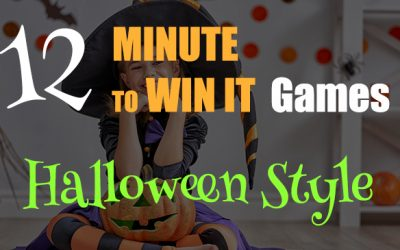 12 Minute to Win It Games – Halloween Style