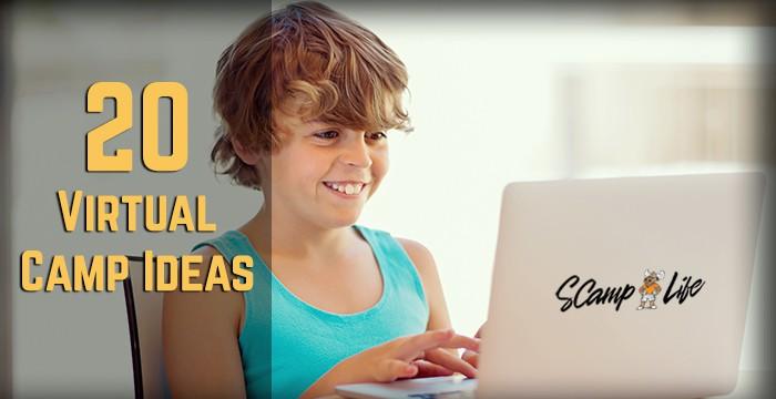 20 Virtual Camp Ideas Summer Camp Programming